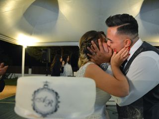 O casamento de Ana e Rudi