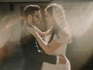 O casamento de Adriana e Paulo