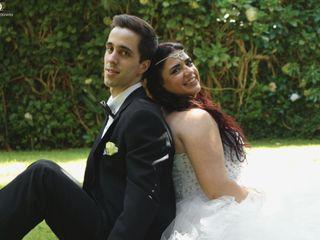 O casamento de Priscila  e Valdemar