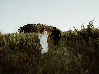 O casamento de Ana e David