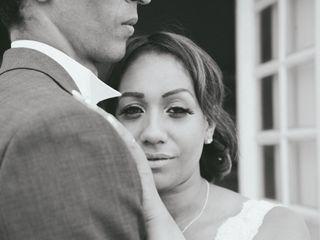 O casamento de Fiona e António