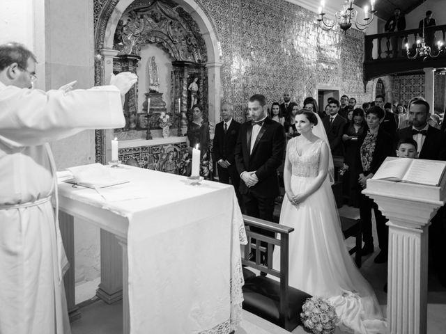 O casamento de Tiago e Andreia em Azoia de Baixo, Santarém (Concelho) 14