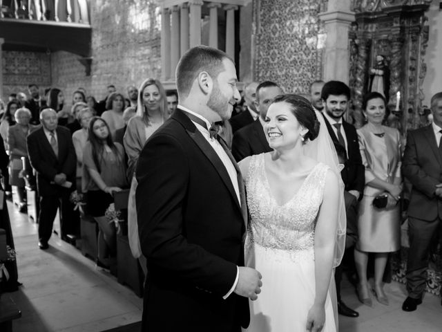 O casamento de Tiago e Andreia em Azoia de Baixo, Santarém (Concelho) 15