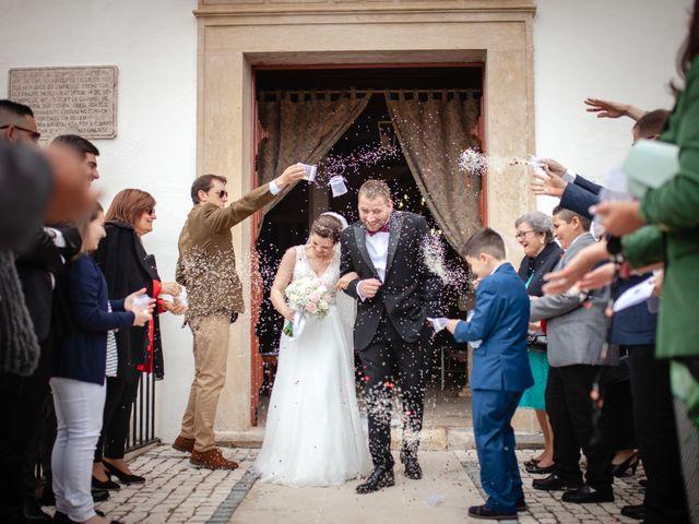 O casamento de Tiago e Andreia em Azoia de Baixo, Santarém (Concelho) 16