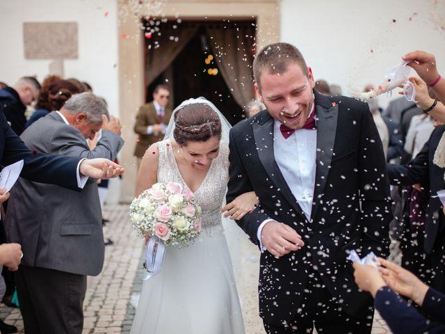 O casamento de Tiago e Andreia em Azoia de Baixo, Santarém (Concelho) 17