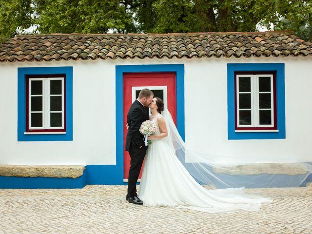 O casamento de Tiago e Andreia em Azoia de Baixo, Santarém (Concelho) 30