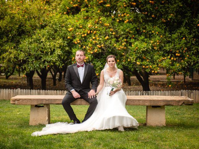 O casamento de Tiago e Andreia em Azoia de Baixo, Santarém (Concelho) 31