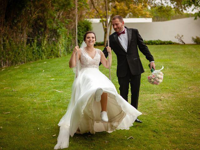O casamento de Tiago e Andreia em Azoia de Baixo, Santarém (Concelho) 32