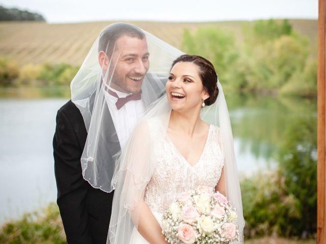 O casamento de Tiago e Andreia em Azoia de Baixo, Santarém (Concelho) 1