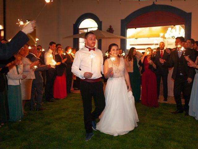 O casamento de Tiago e Andreia em Azoia de Baixo, Santarém (Concelho) 60