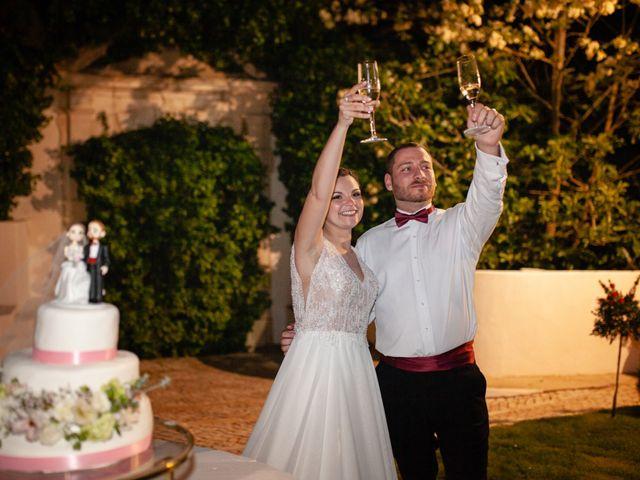 O casamento de Tiago e Andreia em Azoia de Baixo, Santarém (Concelho) 63