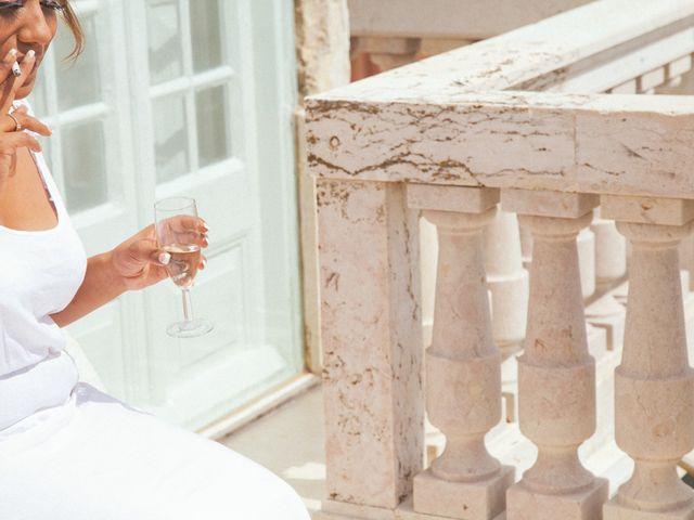 O casamento de António e Fiona em Estoril, Cascais 7