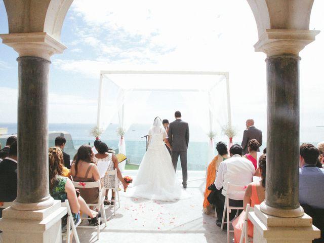 O casamento de António e Fiona em Estoril, Cascais 44
