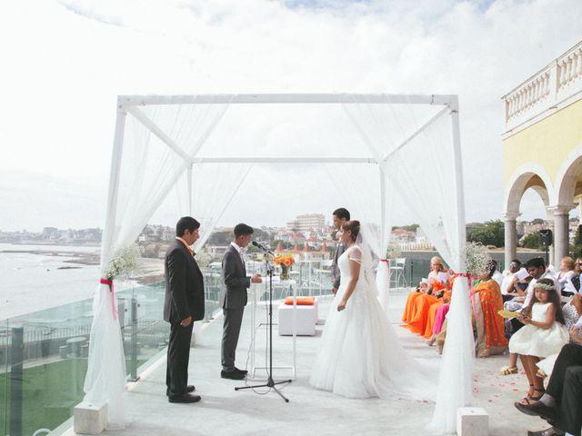 O casamento de António e Fiona em Estoril, Cascais 46