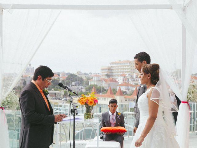 O casamento de António e Fiona em Estoril, Cascais 47