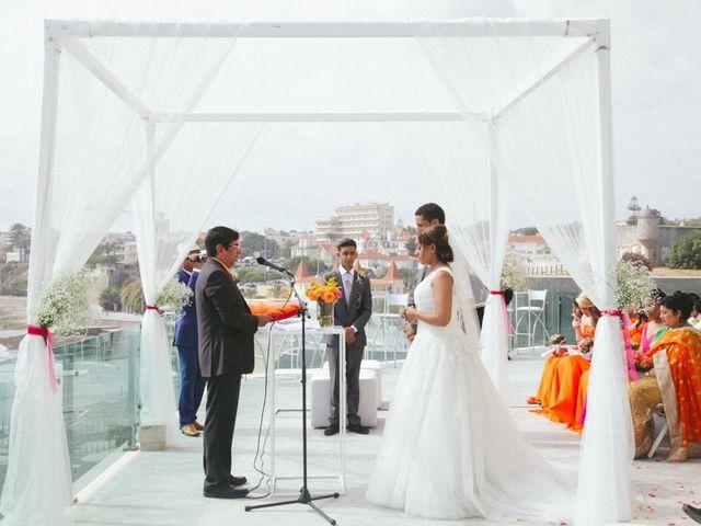 O casamento de António e Fiona em Estoril, Cascais 49