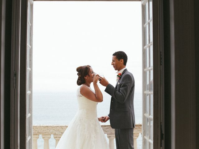 O casamento de António e Fiona em Estoril, Cascais 59
