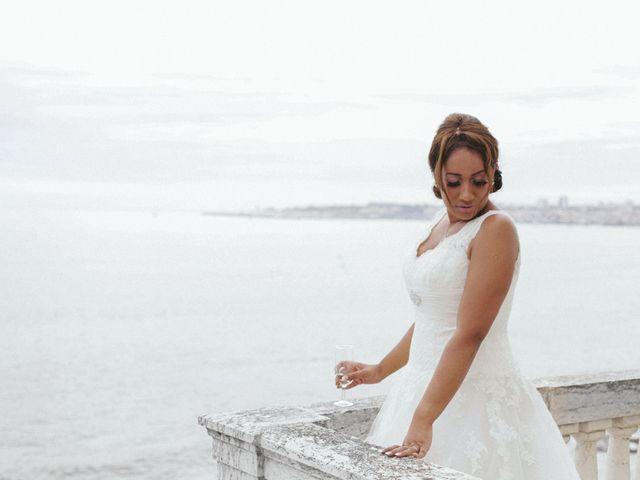 O casamento de António e Fiona em Estoril, Cascais 65