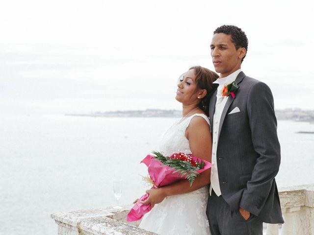 O casamento de António e Fiona em Estoril, Cascais 1