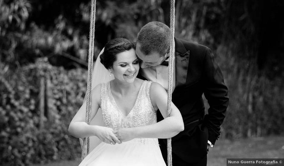O casamento de Tiago e Andreia em Azoia de Baixo, Santarém (Concelho)