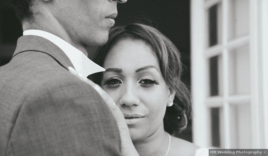 O casamento de António e Fiona em Estoril, Cascais