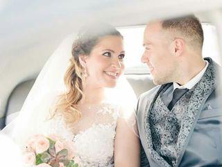 O casamento de Cláudia e David  3