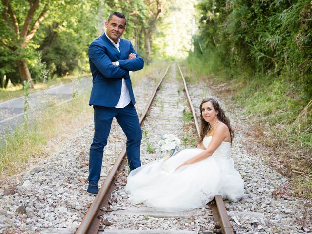 O casamento de Miguel e Catarina em Colares, Sintra 1