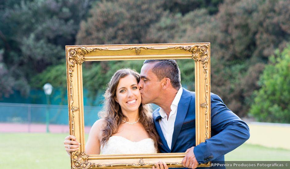 O casamento de Miguel e Catarina em Colares, Sintra
