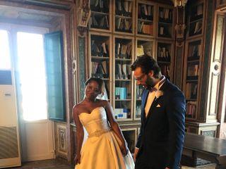 O casamento de Maharai e Sofia