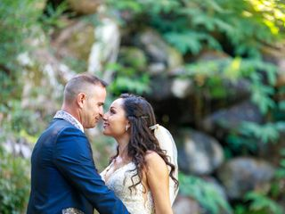 O casamento de Liliana e Celestino