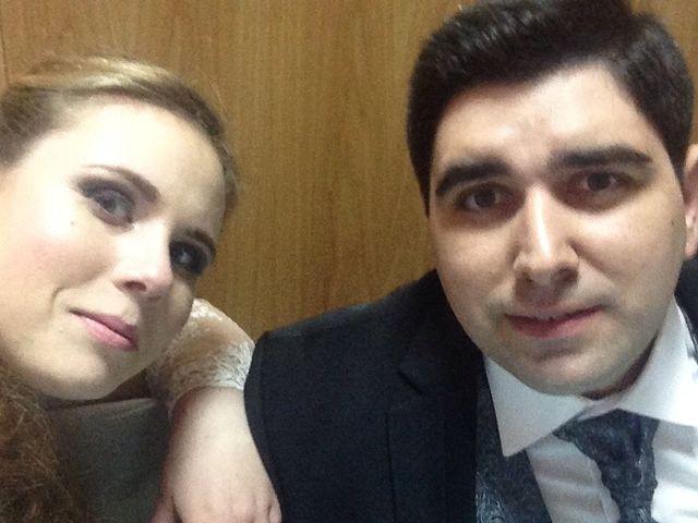 O casamento de Estela e Carlos