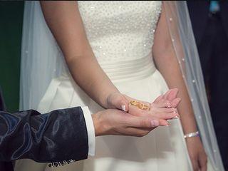 O casamento de Daniela  e Henrique 1