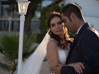 O casamento de Sandrine e Victor