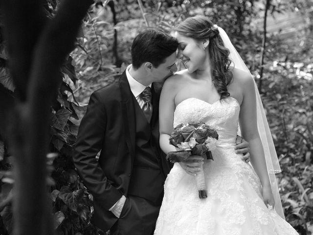 O casamento de Andreia e David
