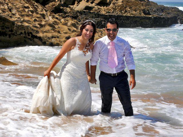 O casamento de Tânia e Ricco