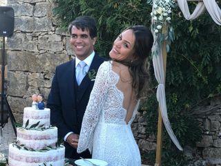 O casamento de Carla e Leo 2