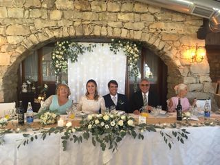 O casamento de Carla e Leo