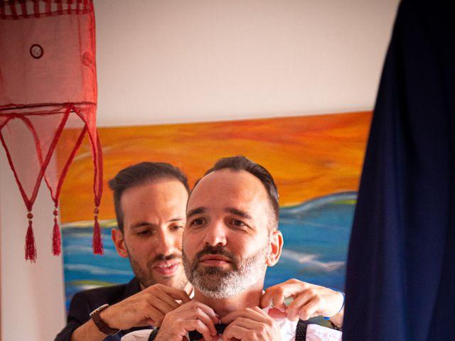 O casamento de Nuno e Virginia em Santo Estevão, Tavira 1