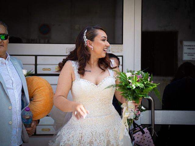 O casamento de Nuno e Virginia em Santo Estevão, Tavira 13