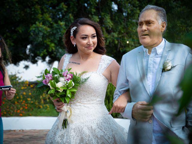 O casamento de Nuno e Virginia em Santo Estevão, Tavira 15