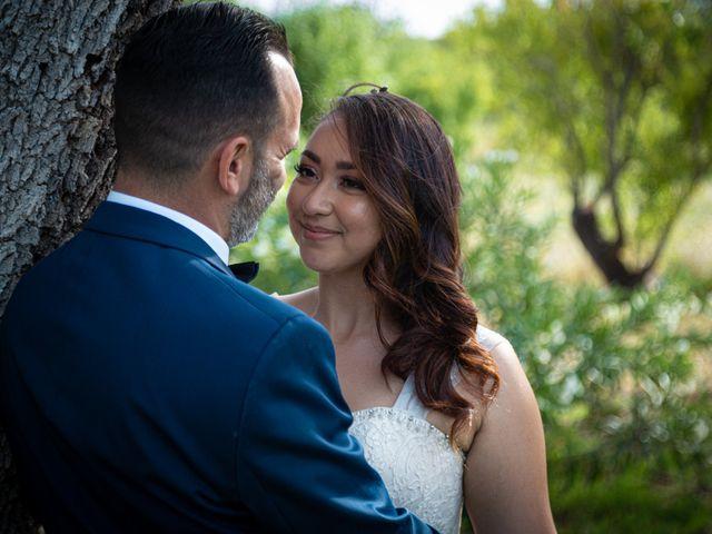 O casamento de Nuno e Virginia em Santo Estevão, Tavira 27