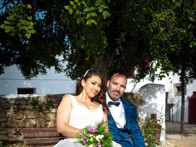 O casamento de Nuno e Virginia em Santo Estevão, Tavira 28