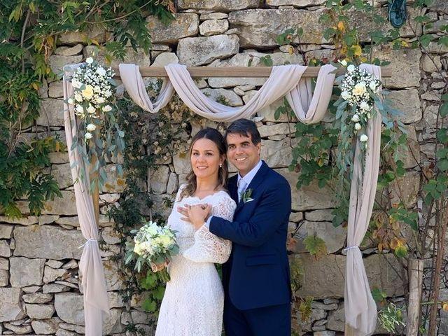 O casamento de Leo e Carla em Fátima, Ourém 1