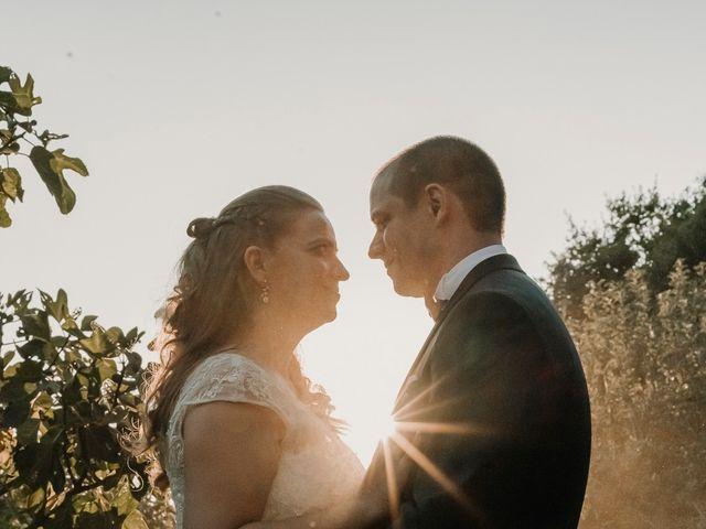 O casamento de Rita e Steve