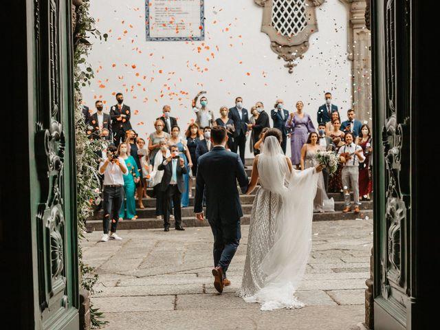 O casamento de Maria e Ivo