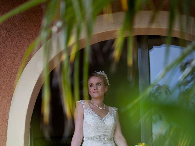 O casamento de José e Gail em Caniço, Madeira 6