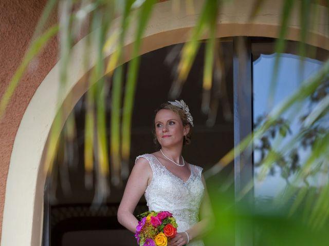 O casamento de José e Gail em Caniço, Madeira 7