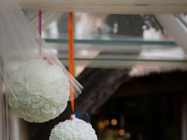 O casamento de José e Gail em Caniço, Madeira 11