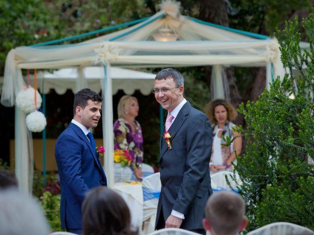 O casamento de José e Gail em Caniço, Madeira 14