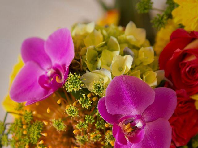 O casamento de José e Gail em Caniço, Madeira 20